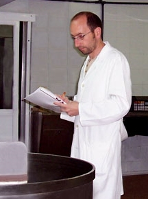 Javier Ortega, seguridad alimentaria Alicante