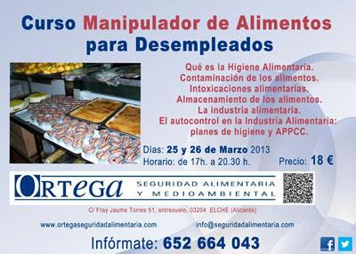 Curso de manipulador de alimentos para desempleados - Www manipulador de alimentos es ...