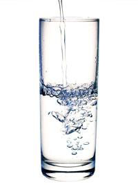 el uso del agua en alimentación